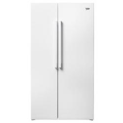 Réfrigérateur américain Side by Side No Frost BEKO 641L / Blanc