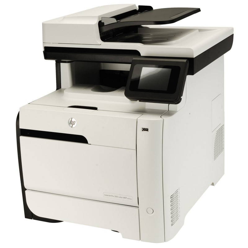 imprimante multifonction laser couleur hp laserjet 300 color mfp m375nw. Black Bedroom Furniture Sets. Home Design Ideas