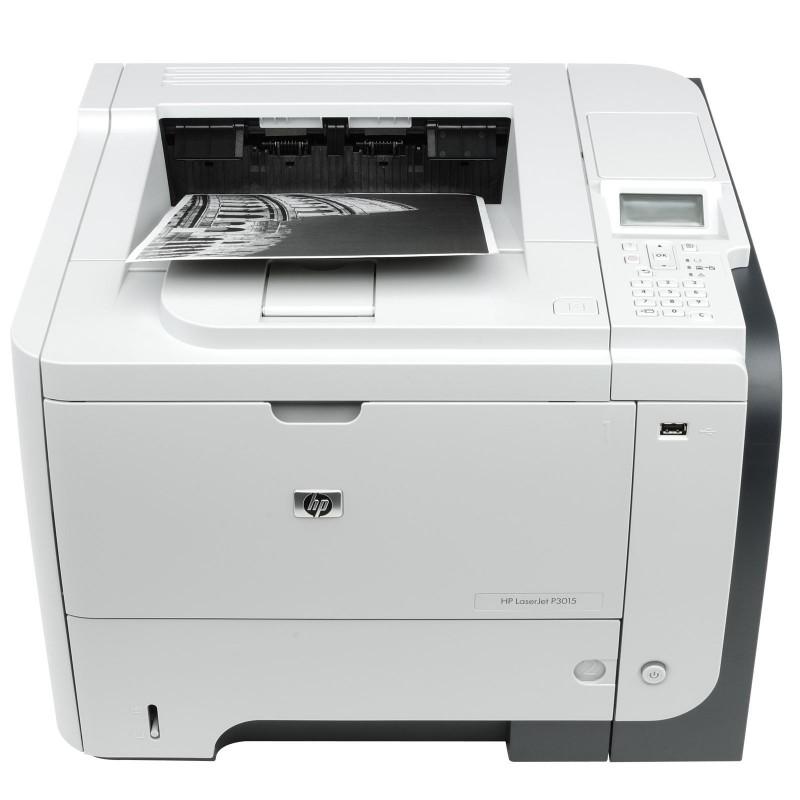 imprimantes laser noir blanc hp laserjet p3015 el ce528a. Black Bedroom Furniture Sets. Home Design Ideas