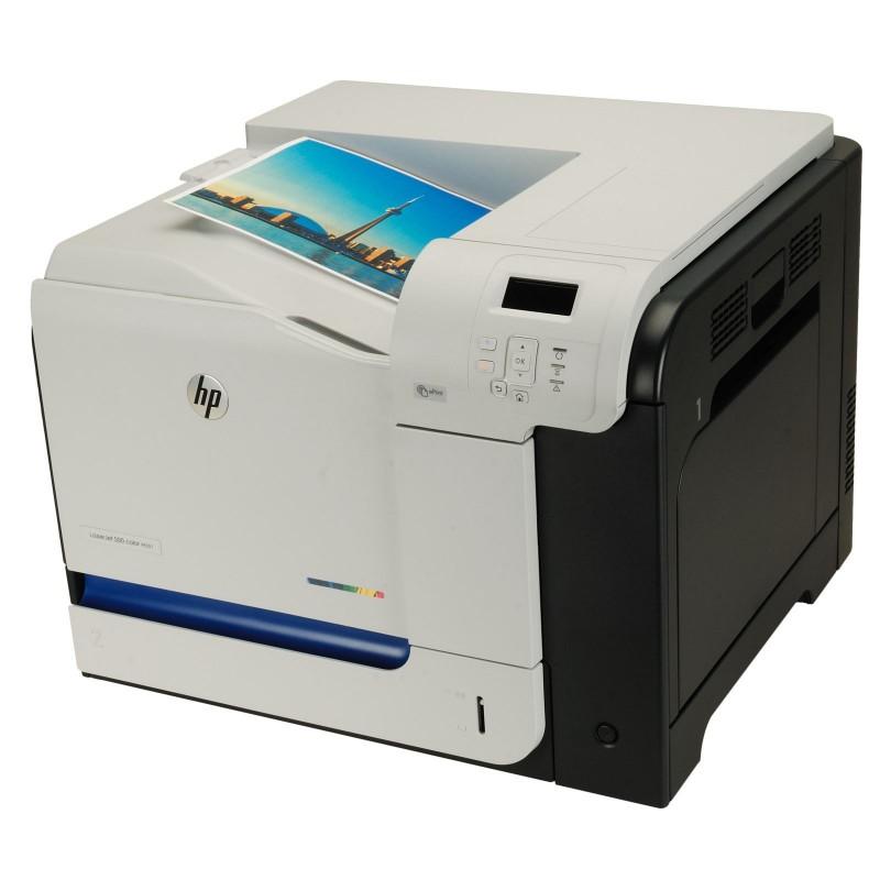 imprimantes scanners imprimante hp color laserjet entreprise m551n el cf082a. Black Bedroom Furniture Sets. Home Design Ideas