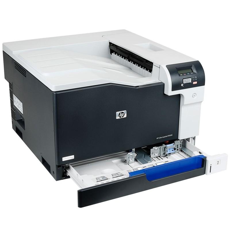 imprimantes scanners hp hp laserjet cp5225n el ce711a. Black Bedroom Furniture Sets. Home Design Ideas