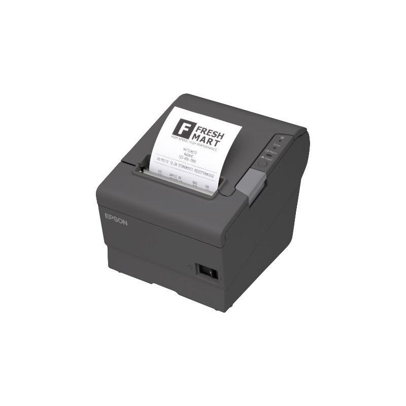 Epson TM T88V Noir USB & Powered USB