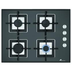 Plaque de cuisson MontBlanc PCS60 / Noir Vitrée