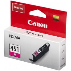 Cartouche Originale Canon CLI-451M / Magenta