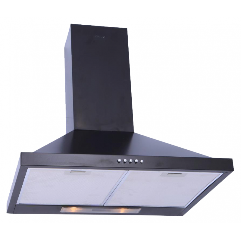 hotte cuisine noire 60 cm. Black Bedroom Furniture Sets. Home Design Ideas
