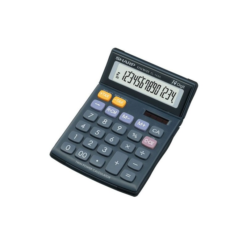 Calculatrice Sharp EL-144A