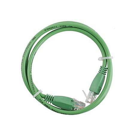 Câble RJ45 Cat 5E SFTP 3M Vert