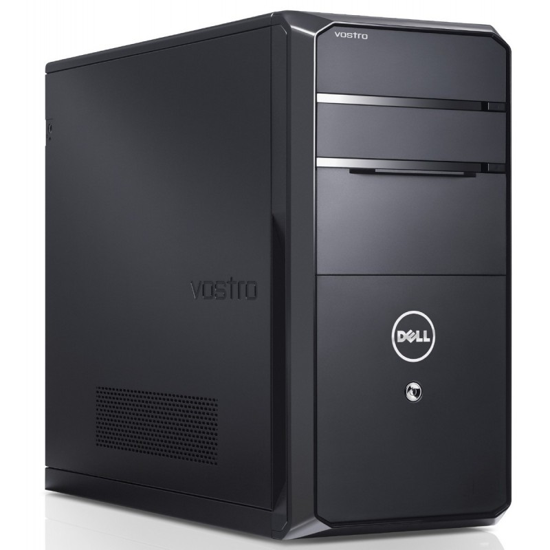 pc de bureau dell vostro 470mt i7 3 g n 4go. Black Bedroom Furniture Sets. Home Design Ideas