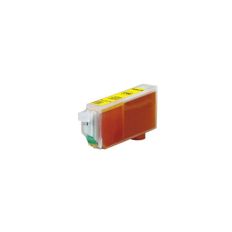 Cartouche Canon CLI-521 YL Jaune