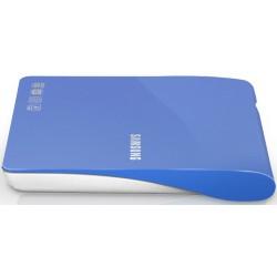 Graveur DVD externe Slim USB Bleu