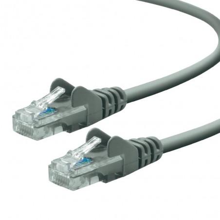 Câble RJ45 Cat 5E UTP 0.5M Bleu