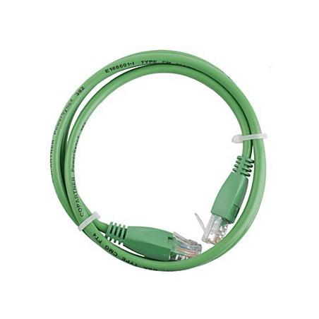 Câble RJ45 Cat 5E UTP 0.5M Gris