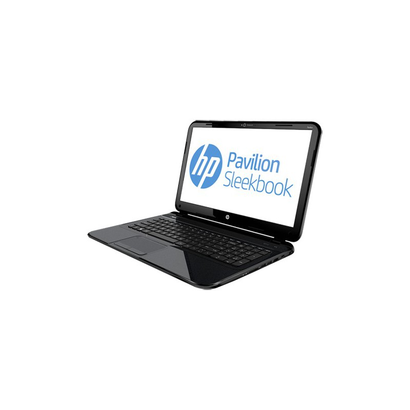 pc portable sleekbook hp pavilion 15 b100ek. Black Bedroom Furniture Sets. Home Design Ideas