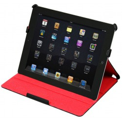 Stand et Etui de protection Port Taipi Pour Mini iPad