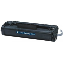 Toner Canon Laser FX3 BK Noir