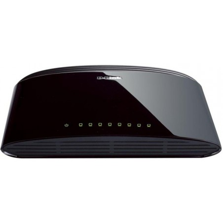 Switch 8 ports 10/100Mbps
