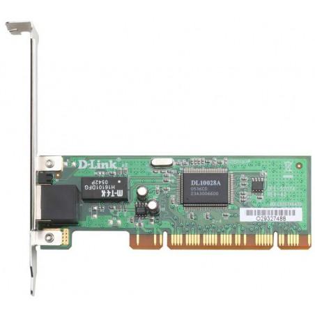 Carte Réseau PCI Fast Ethernet 10/100 Mbps