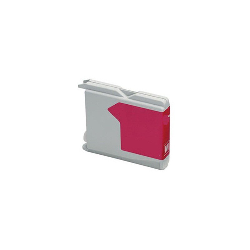Cartouche Brother Magenta LC37/51/57/960/970/1000