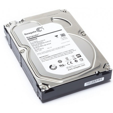 "Disque Dur Interne 3.5"" Seagate Barracuda 3To"