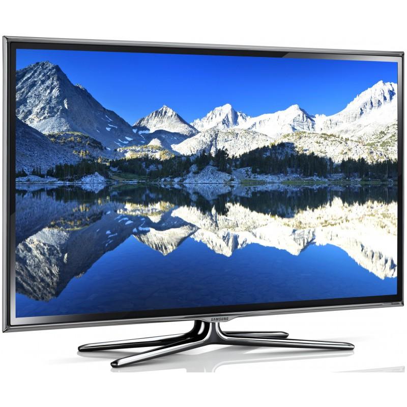 t l viseur samsung smart tv 46 led full hd s rie 6. Black Bedroom Furniture Sets. Home Design Ideas