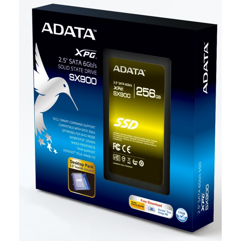 disque dur adata ssd 256 go 2 5 sata iii. Black Bedroom Furniture Sets. Home Design Ideas