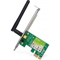 Carte Réseau PCI Express sans fil N 150 Mbps