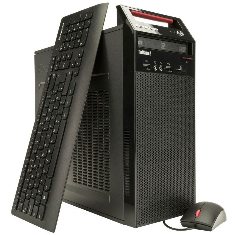 pc de bureau lenovo thinkcentre edge 72 dual core 2 go. Black Bedroom Furniture Sets. Home Design Ideas