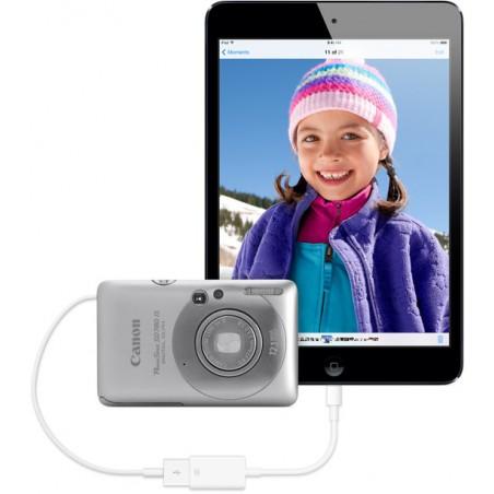 Adaptateur Pour Appareil Photo Lighting Vers USB