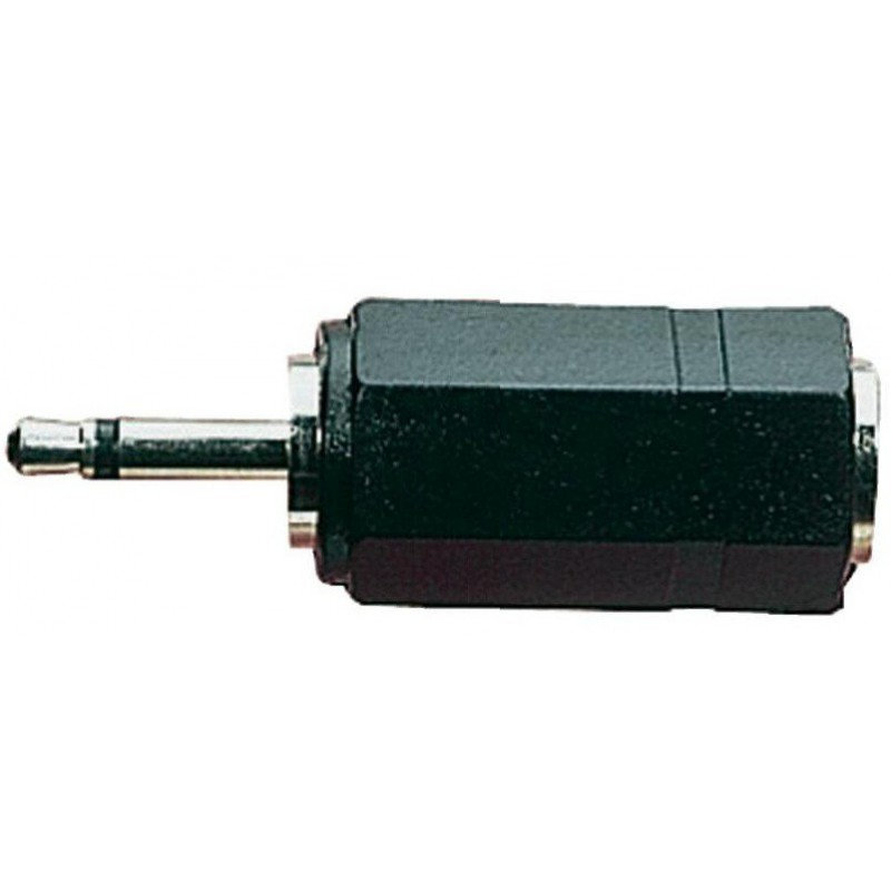 Adaptateur Jack Audio 3.5mm Male Vers 2.5mm Female