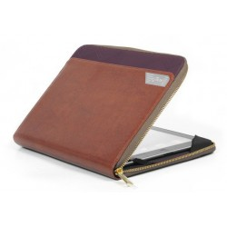 Etui de protection Cuir Ebox pour tablette 7""