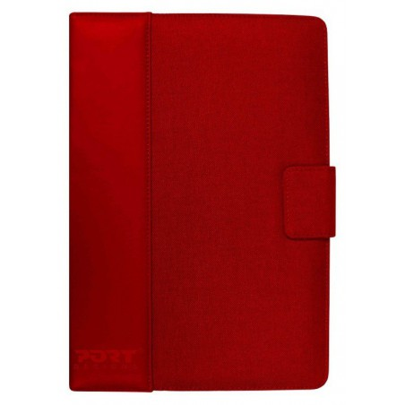 "Etui de protection Phoenix IV Universelle 10.1"" Rouge"