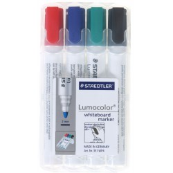 Feutre pour Tableau Lumocolor WhiteBoard Marker