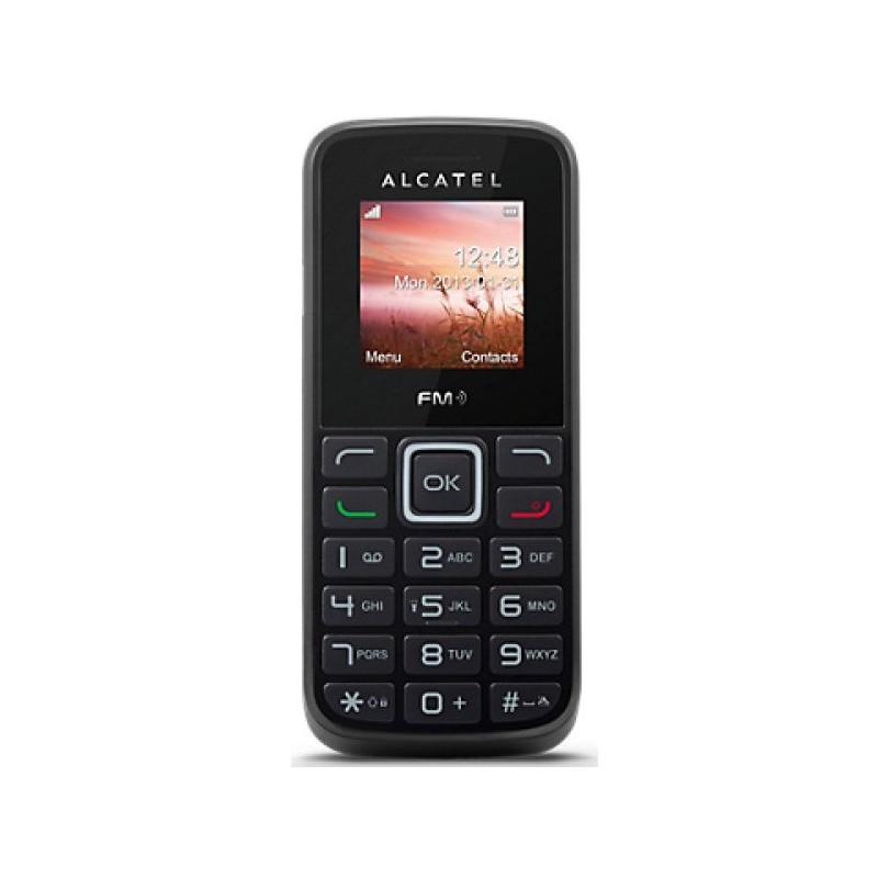 t l phone portable alcatel 1010d noir double sim. Black Bedroom Furniture Sets. Home Design Ideas