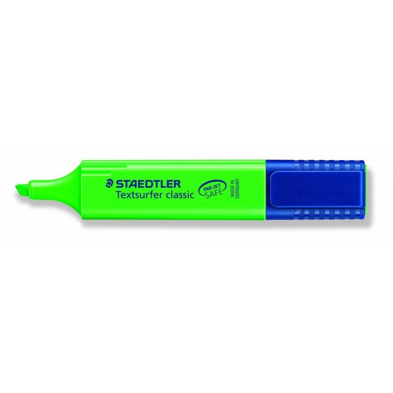 Surligneur Textsurfer classic Vert