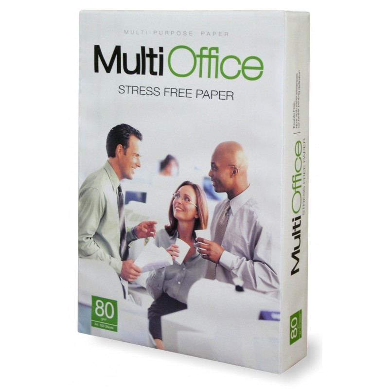 Rame papier Multi Office A4 80g/m²