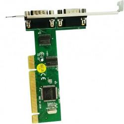 Carte PCI Tech-Com vers 2 Ports Séries