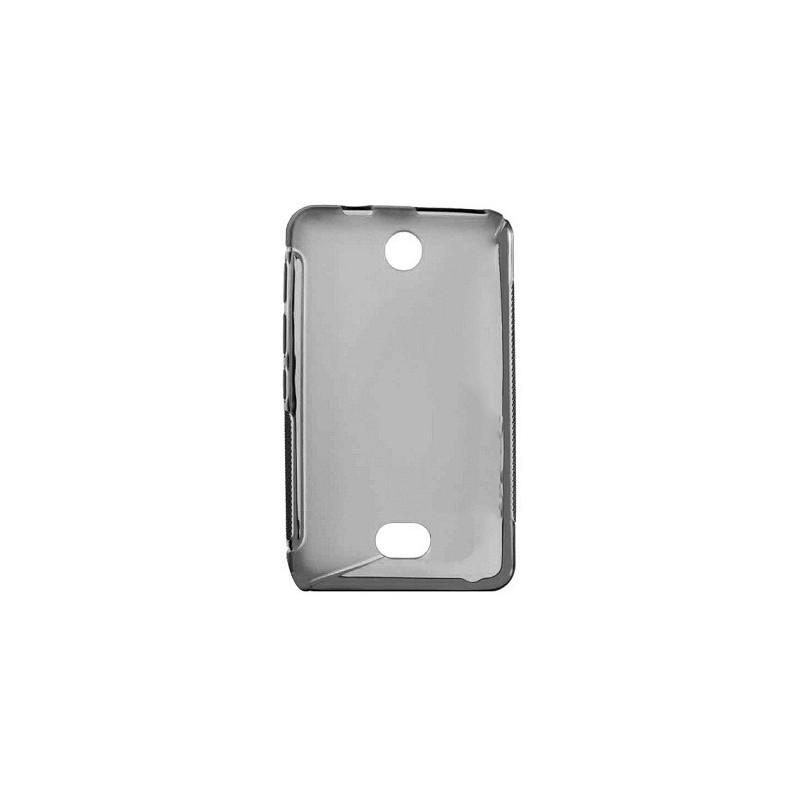 Coque en Silicone pour Nokia Asha 501