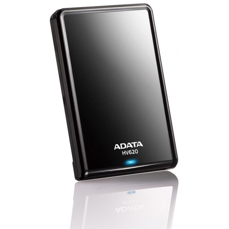 Disque Dur Externe Adata HV620 USB 3.0 / 2 To / Noir