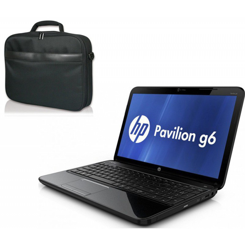 pc portable hp pavilion g6 2301ek i5 3 g n 8go. Black Bedroom Furniture Sets. Home Design Ideas