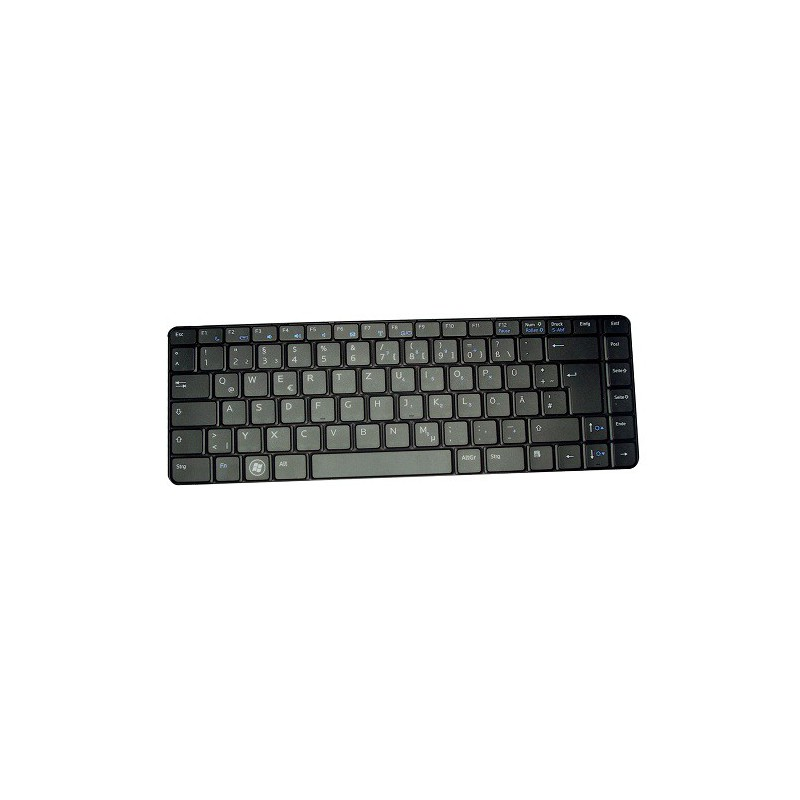 Clavier pour pc portable Dell Inspiron N1015