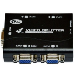 Duplicateur VGA 4 Ports