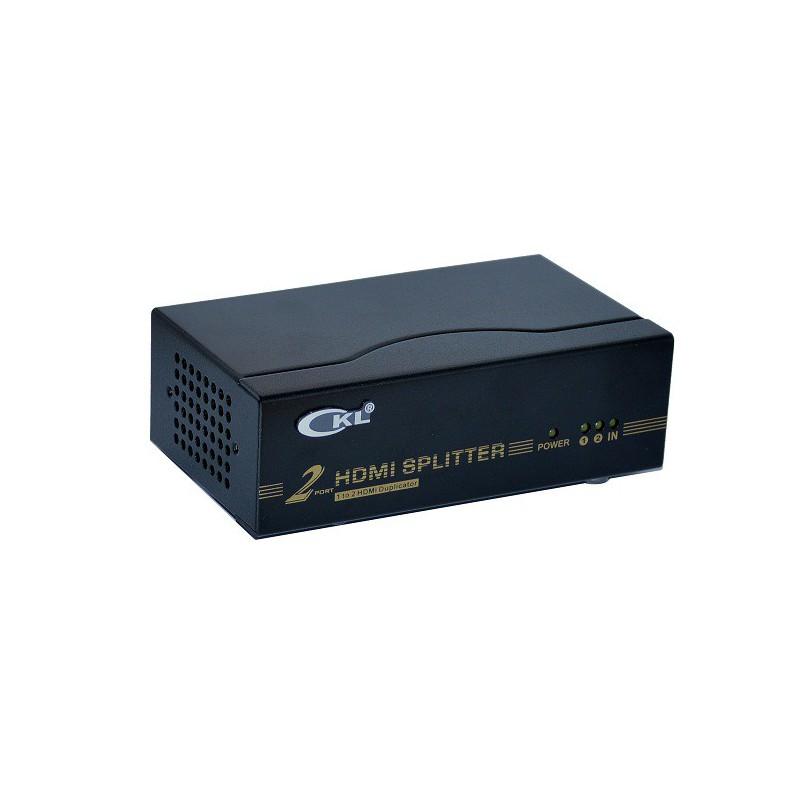 Duplicateur HDMI 1.4 /  2 Ports