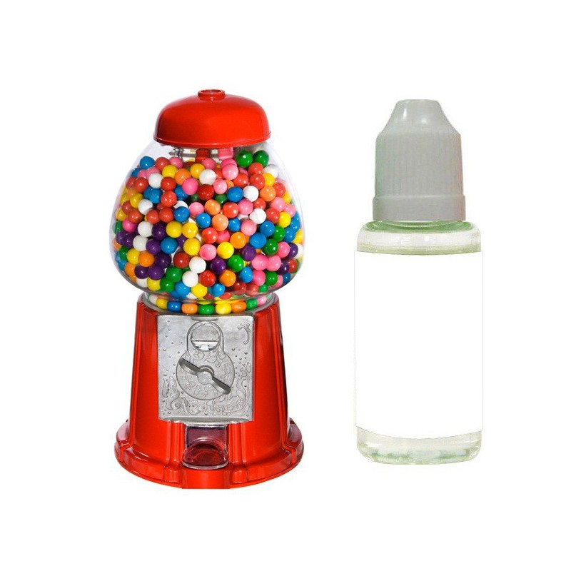E-liquide iSmoke Bubble Gum 0mg