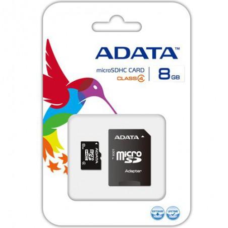 MicroSDHC 8Go