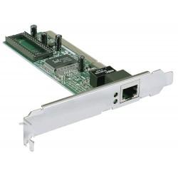 Carte réseau Gigabit PCI 10/100/1000 Mbits/s