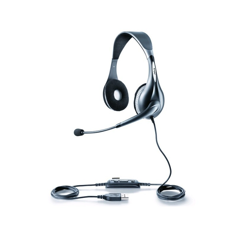 Casque Micro USB Jabra UC Voice 150 Duo