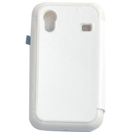 Etui en Cuir Pour Samsung Galaxy Ace S5830 / Marron
