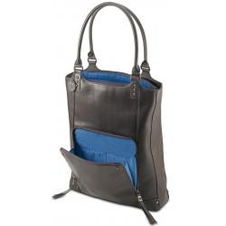 """Sac en cuir pour Pc Portable 15.6"""" pour Femme"""