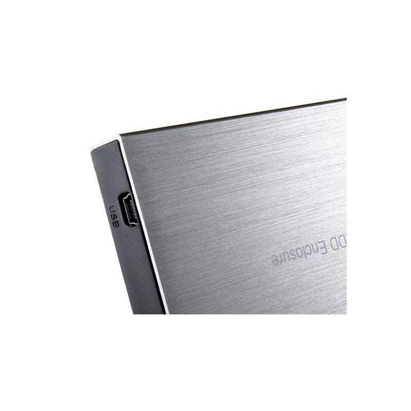boitier externe pour disque dur 2 5. Black Bedroom Furniture Sets. Home Design Ideas