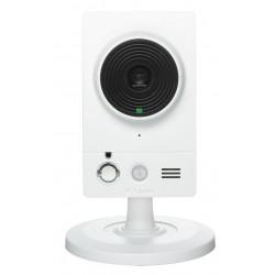 Caméra IP cubique Full HD 2 mégapixels PoE